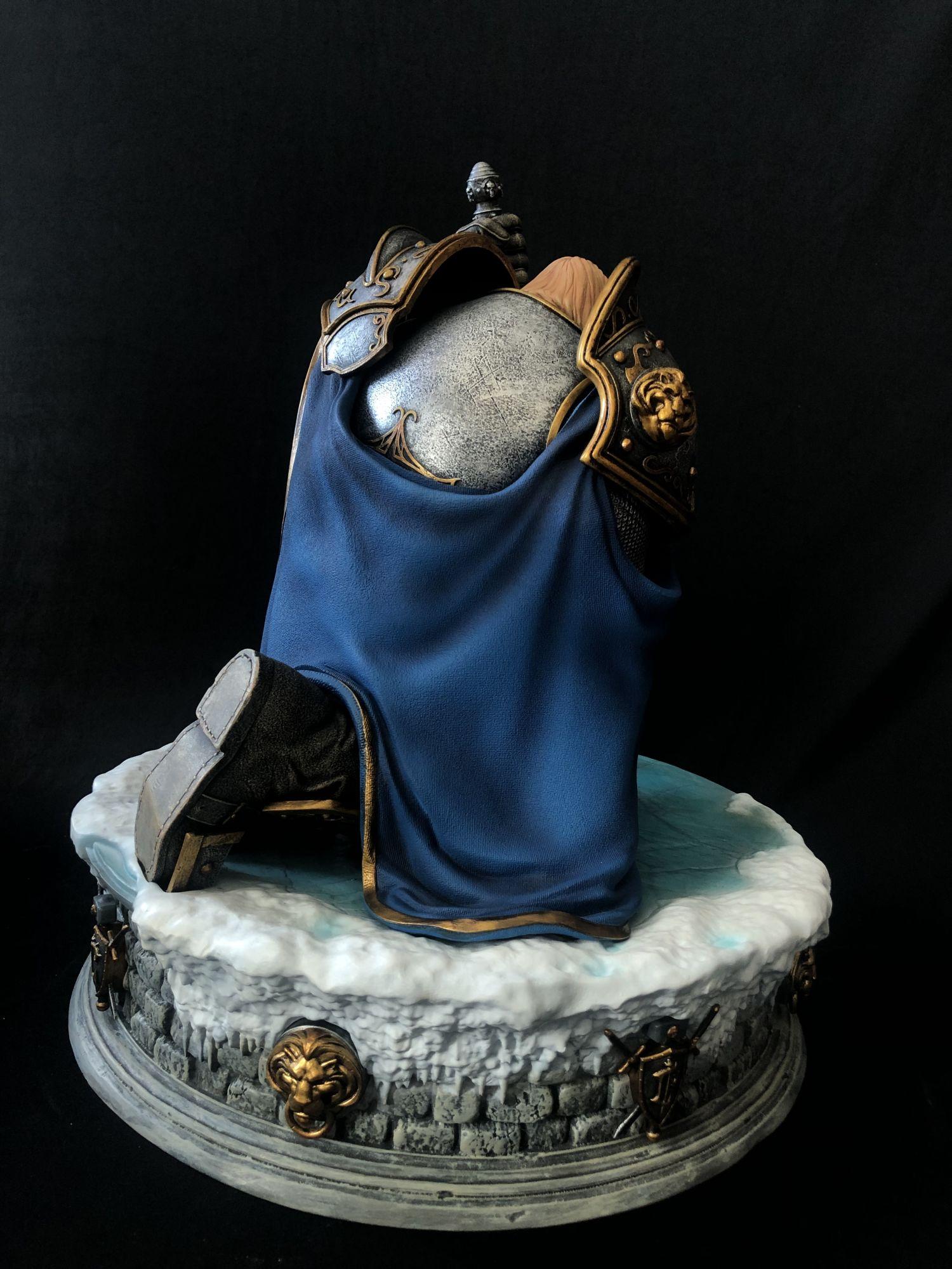 World of Warcraft - Arthas Menethil   Paladin ...